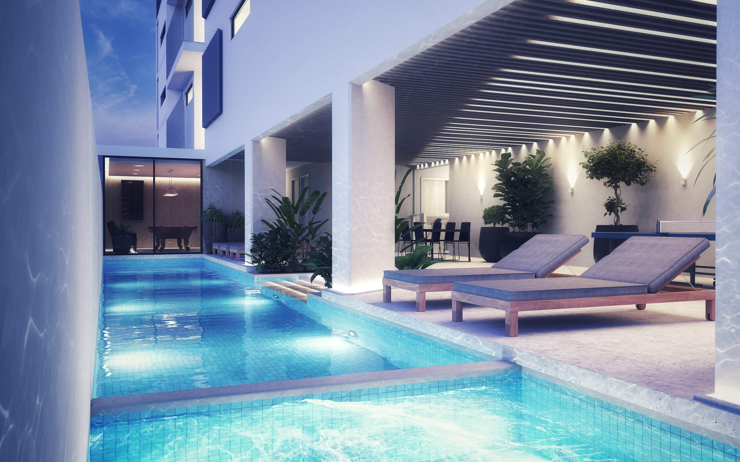 pool side_hyde park place